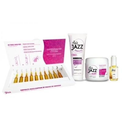 Hair Jazz Extra soin avec les ampoules - Pour la pousse des cheveux!