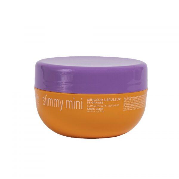 SLIMMY MINI crème de nuit à l'argile blanche - brûle les graisses et combat la cellulite pendant le sommeil!